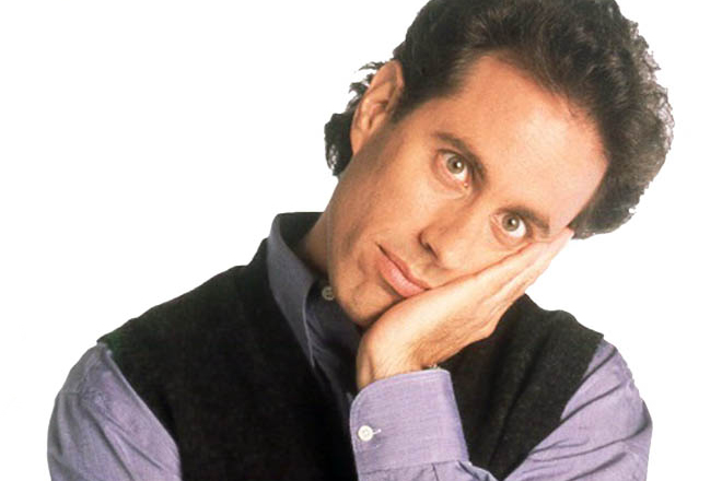 Image result for Jerry Seinfeld Really?