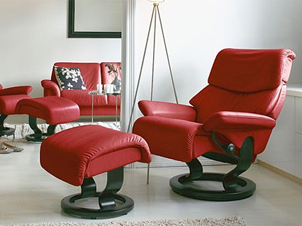 stressless dream large spirit recliner chair by ekornes. Black Bedroom Furniture Sets. Home Design Ideas