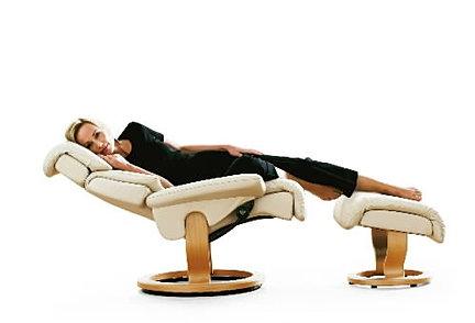 stressless dream large spirit recliner chair by ekornes. Black Bedroom Furniture Sets. Home Design Ideas