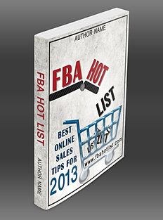 FBA hot list  ...book cover