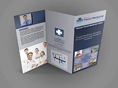 travel medicine...trifold brochure