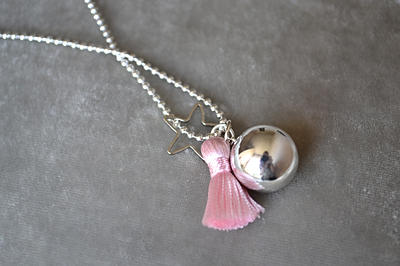 Bola , bijoux pour futures mamans ( code promo ) dans du côté du blog