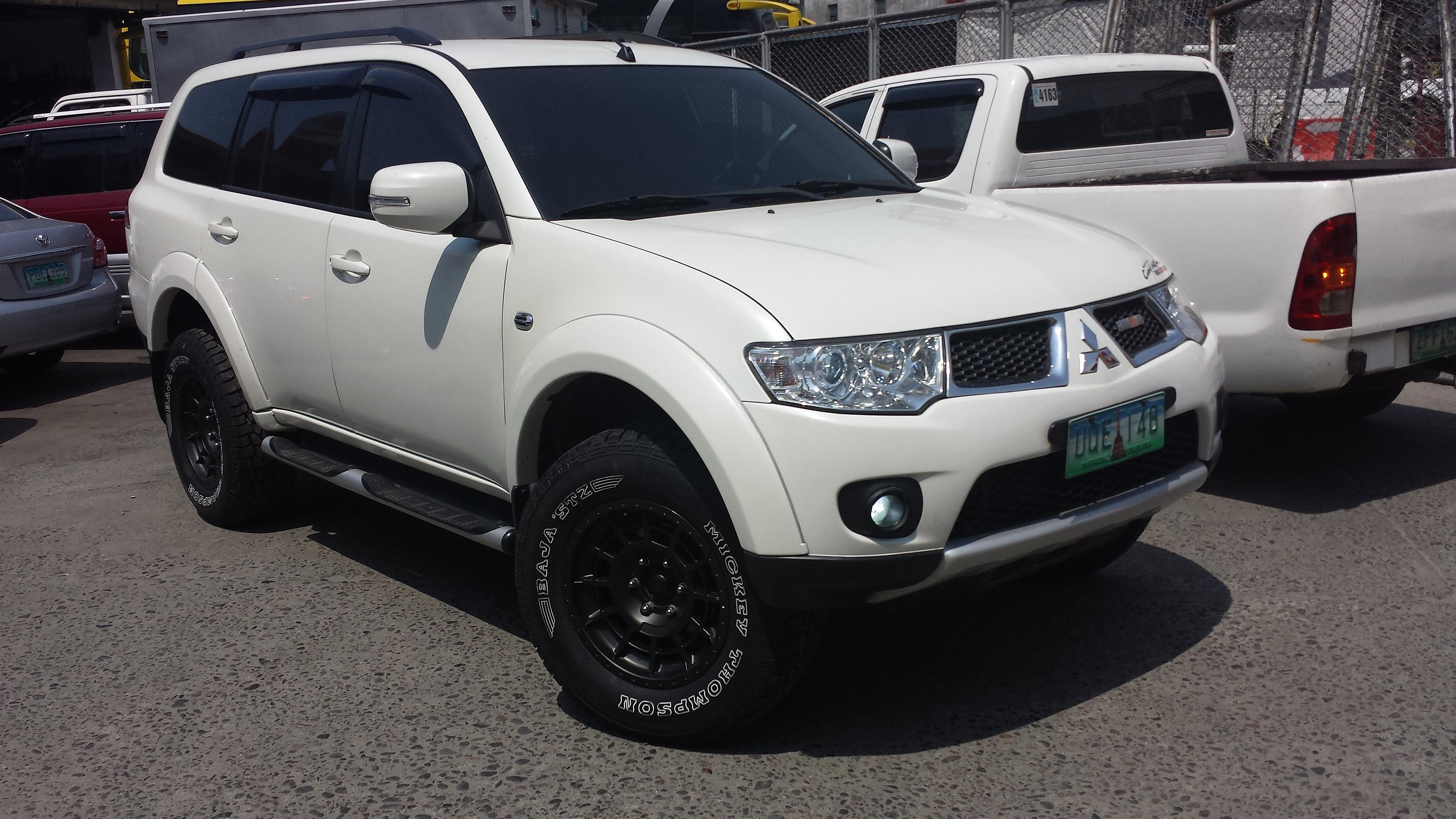 C D Tires >> Autophil Marketing Corporation | Mitsubishi Montero Sport