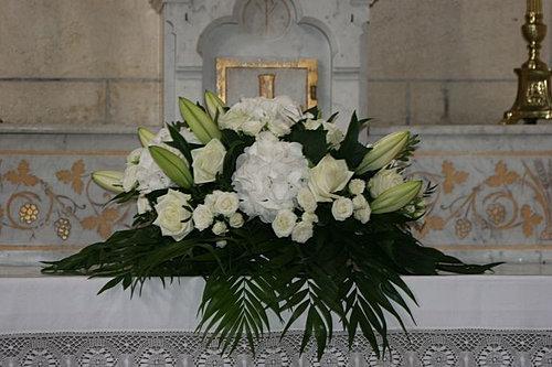 ... autel mariage yonne auxerre jpg decoration eglise yonne mariage jpg