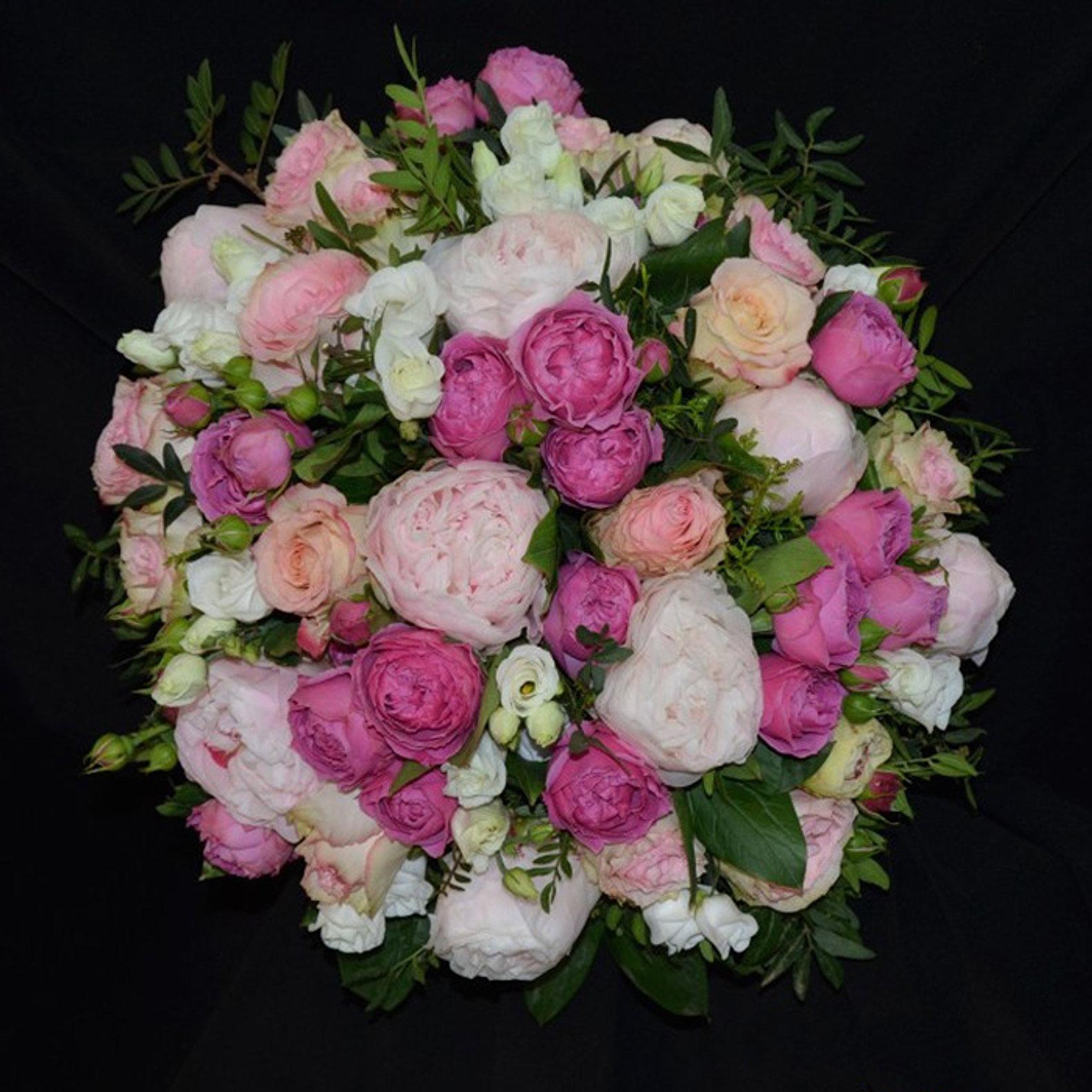 Préférence bouquet de mariée fleuriste auxerre yonne JV64