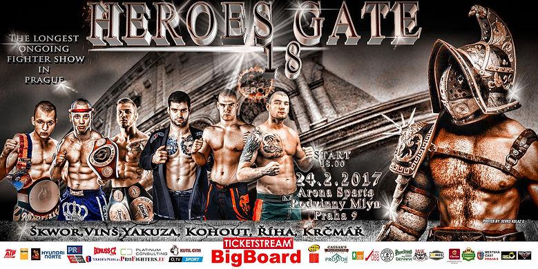 Heroes Gate 18