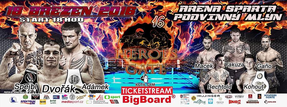 HEROES GATE 16