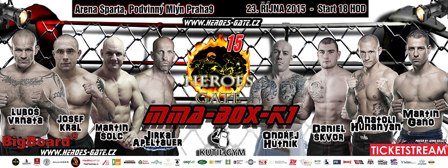 HEROES GATE 15