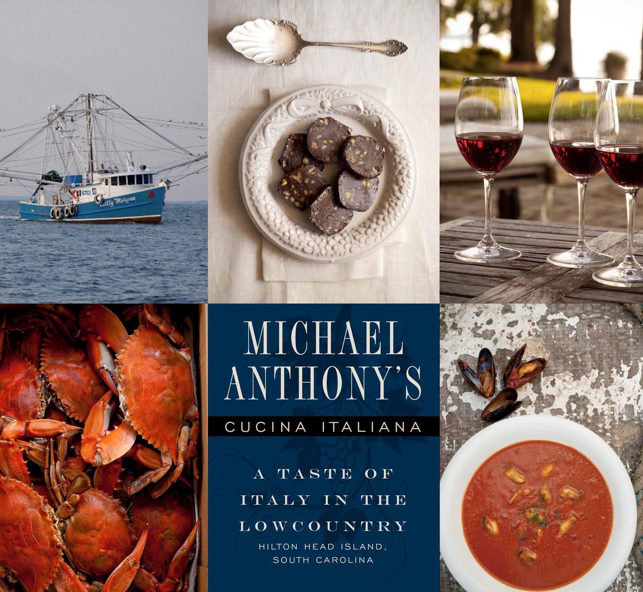 Michael anthony 39 s cucina italiana for 4 designhotel anthony s
