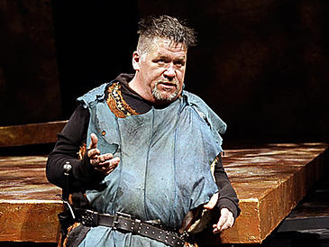 Delaney Williams Falstaff Henry IV Folger