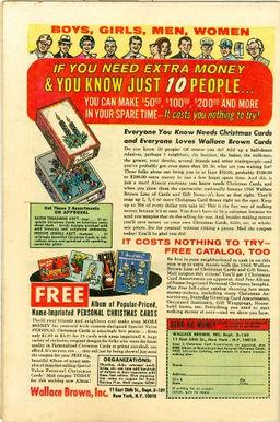 VINTAGE 1966 DYNAMITE JOE 12 CENTS HARVEY THRILLER COMIC BOOK NO. 38 DECEMBER