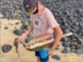 5-Reperage_Mindelo-Praia_Grande-Déchets3