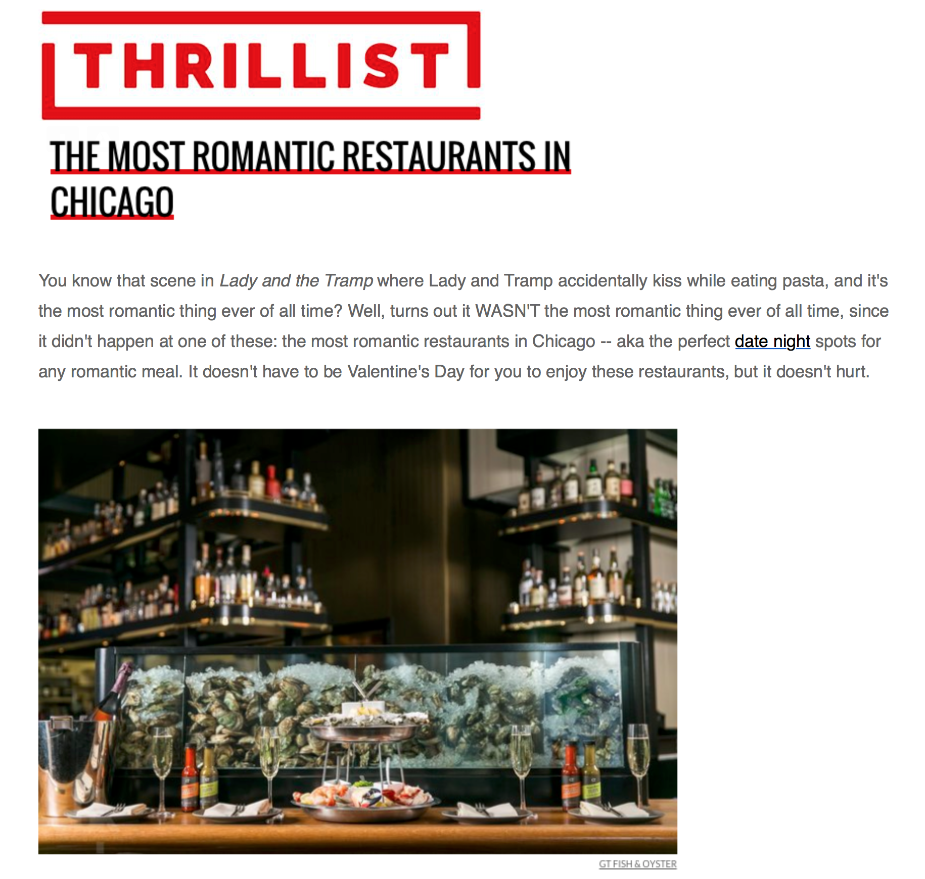 The Most Romantic Restaurants In Chicago Celeste Chicago