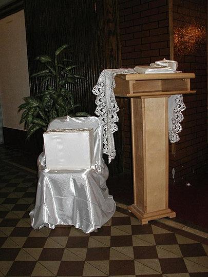 Salón de Padre Garcia