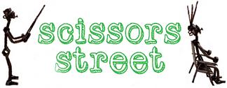 株式会社シザーストリートのロゴ