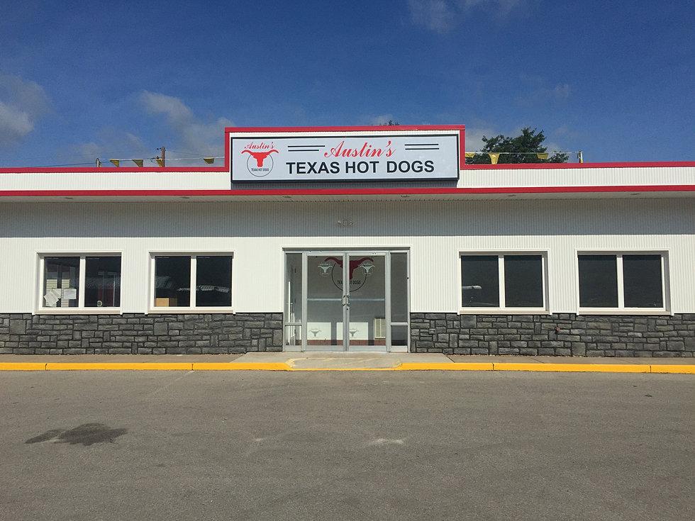 Austin S Texas Hot Dogs Tipton