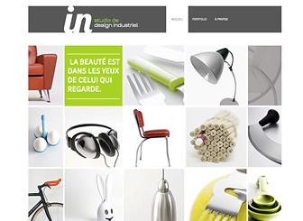 Design Industriel Sobre Template - Donnez une allure professionnelle à votre société de décoration d'intérieure grâce à ce template gratuit au design raffiné et à la mise en page minimaliste. Personnalisez ses galeries photos stylées pour afficher les articles en vente et présenter votre équipe créative. Créez votre site web personnel et regardez votre entreprise se développer !