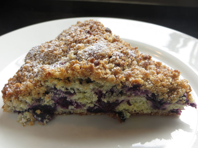 Housemade Blueberry Buckle.JPG