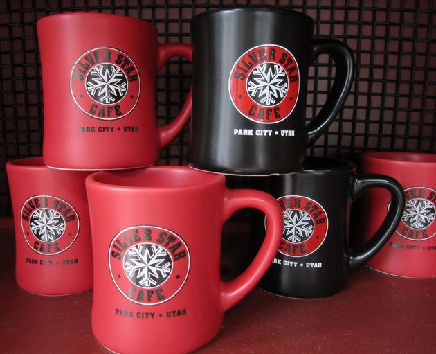 Silver Star Cafe mug