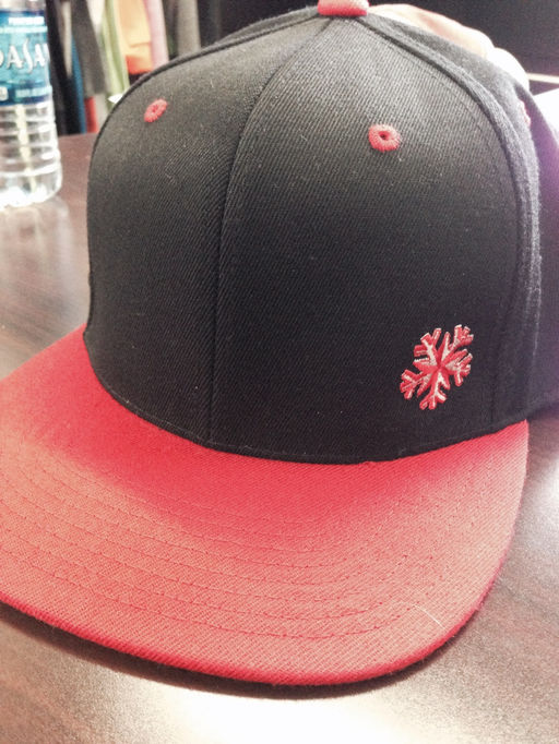 Black-Red flatbrim, front.jpg