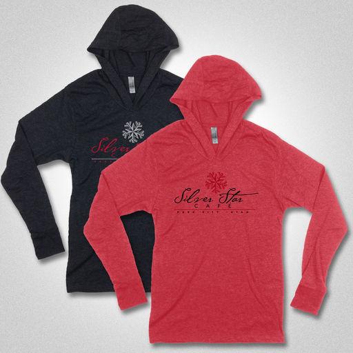 Unisex summer hoodie