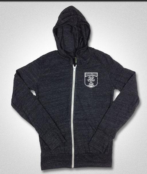 Unisex zip summer hoodie