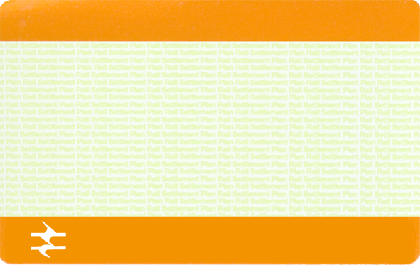 Blank Tickets TemplateTwo Stock Images