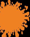 orange-splat