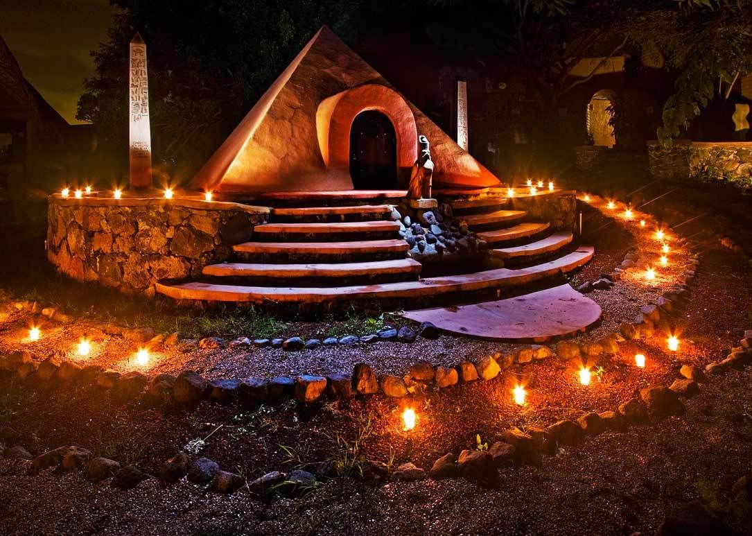 Resultado de imagen para Hostal de la Luz, Amatlán
