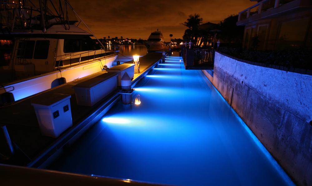 dock lighting underwater - utoroa, Reel Combo