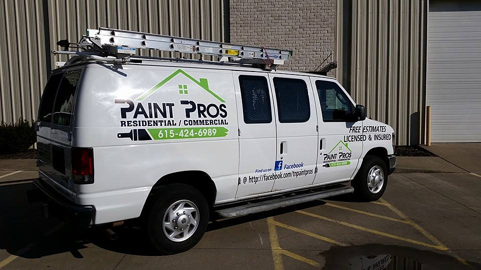 wrap enterprises van lettering