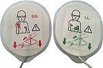 Telefunken AED elektroder