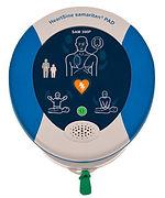 Røde Kors Hjertestarter Samaritan PAD 300/350/500