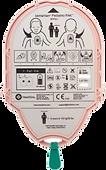 Heartsine Samaritan PAD elektroder