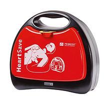 Blostrupmoen hjertestarter Primedic Heartsave AED