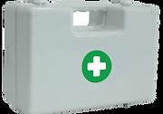 Førstehjelpskoffert Akuttkoffert hjertestarter