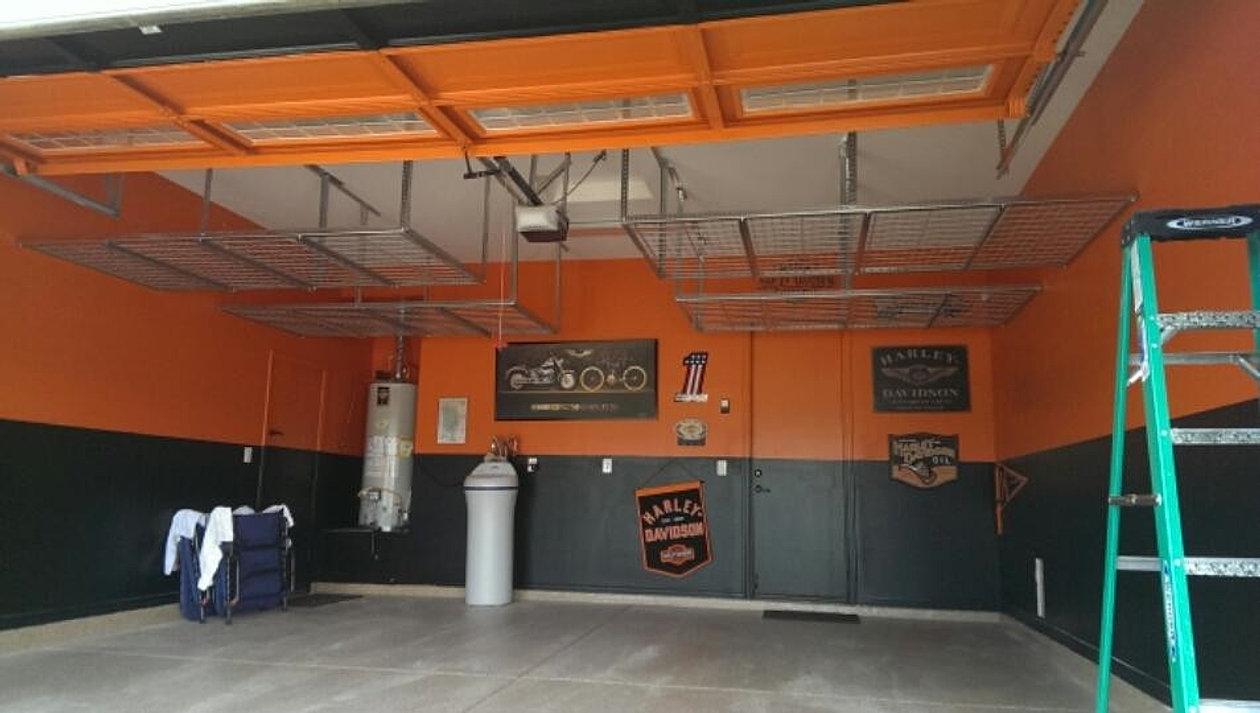 smart racks overhead garage storage systems orlando