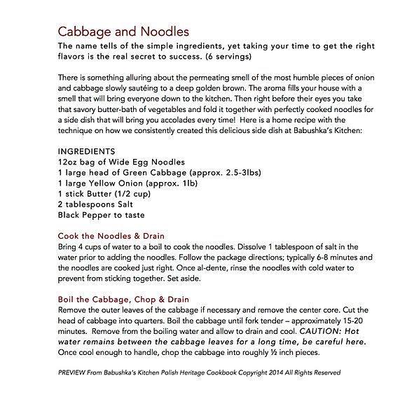Babushka's Kitchen Best Pierogi Polish Restaurant Cleveland Area ...