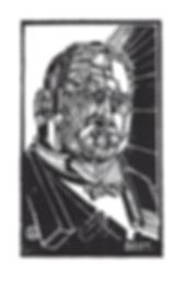 Tony Abbott portrait By Wade Gregory Clark