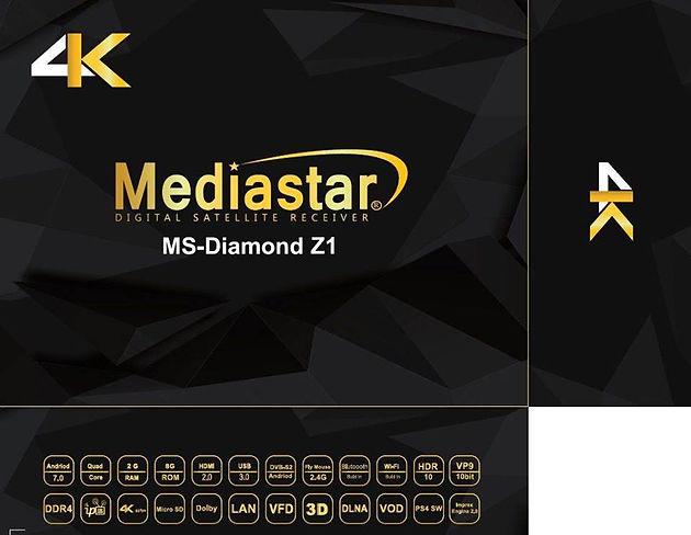 جديد موقع MediaStar Diamond 4K  بتاريخ 2019/08/23