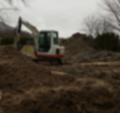 Excavation Takeuchi Hortiloc