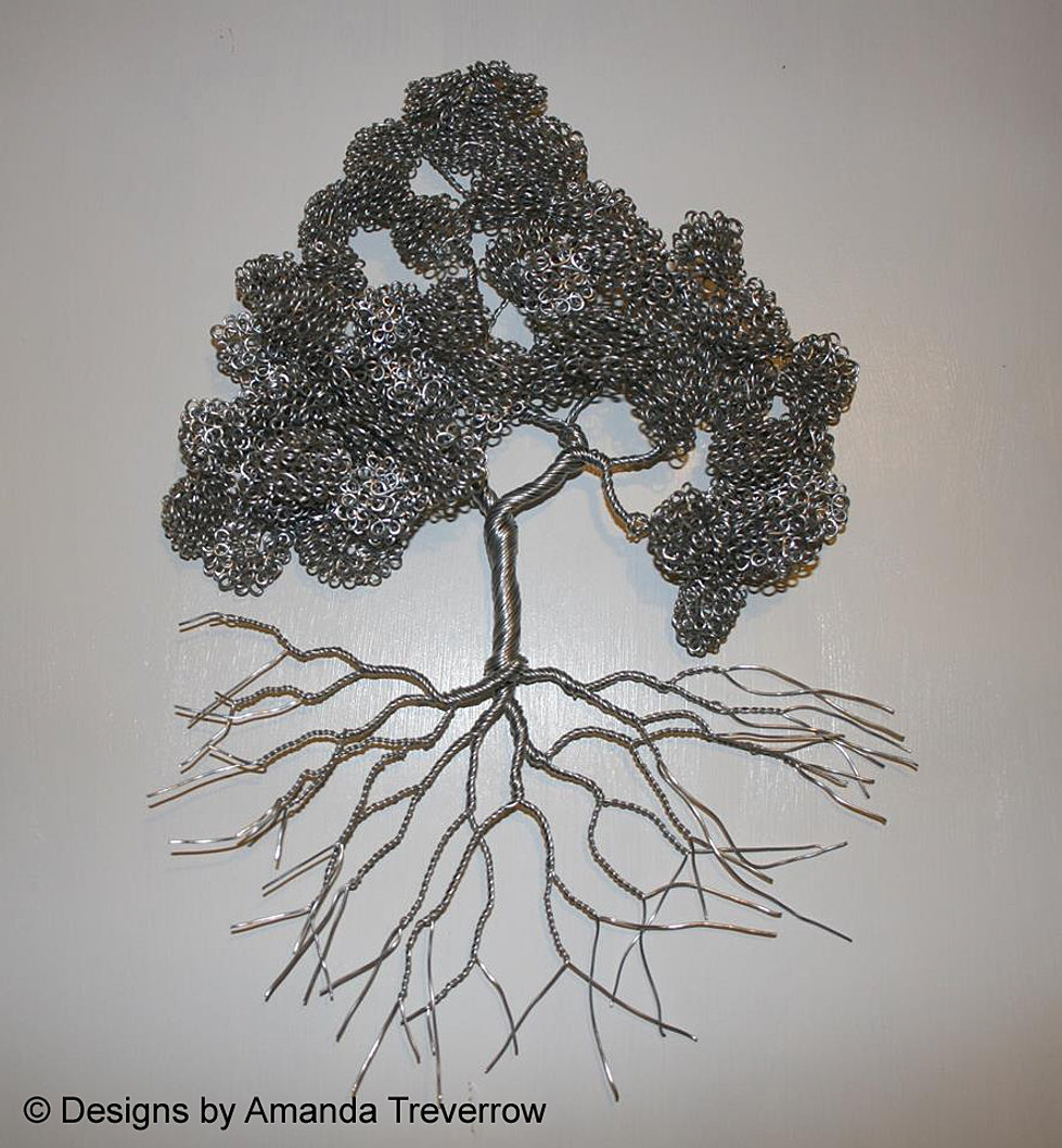 Wire Art Events Calendar Amanda Treverrow Wire Art And Jewellery Delights