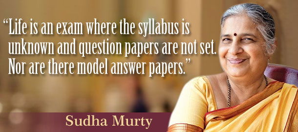 A List of 16 Books by Sudha Murty (2018)