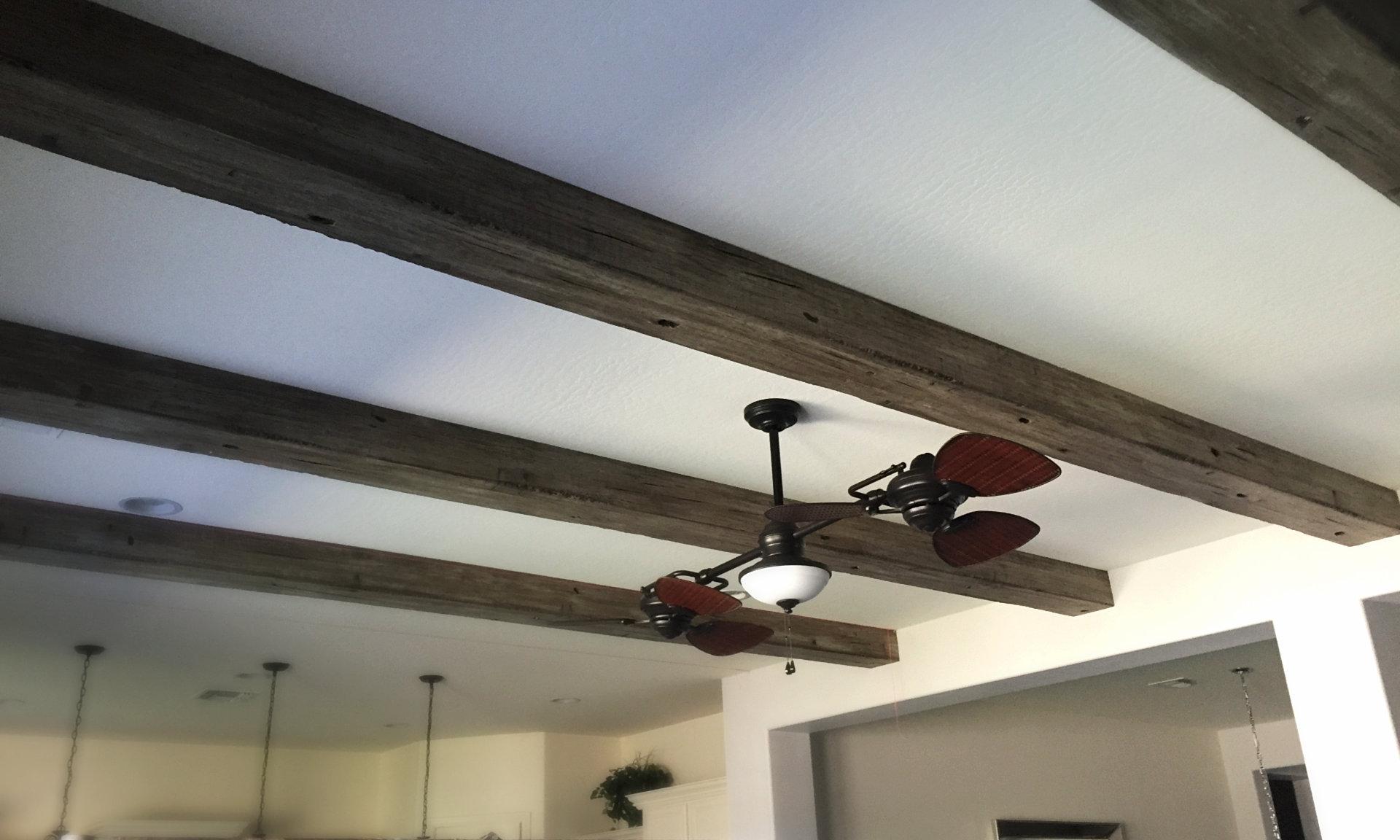 Color Essences LLC - Faux Wood Beams | Color Essences Faux Wood ...