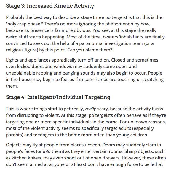 Professionalmakeup11 Paranormal Signs