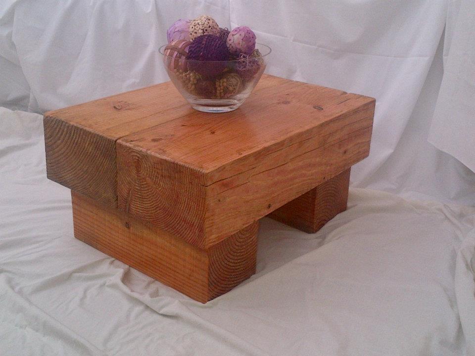 Handmade Solid Wood Rustic Furniture