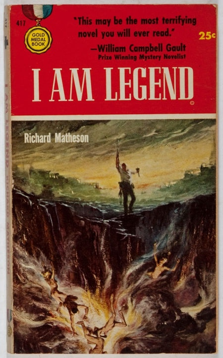 I am Legend' and the Zombie Genre | Geeks A Gogo