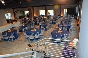 Venue 92 Reception space
