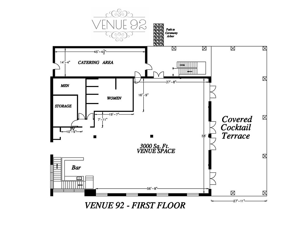 Venue 92 1st Floor