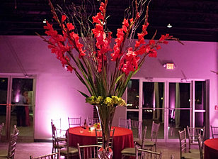 Stylish Stems centerpiece